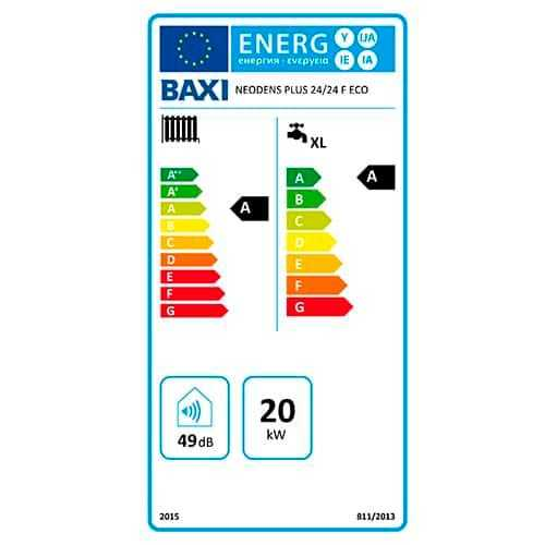 BAXI NEODENS 24 KW